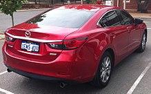 Mazda6 - Wikipedia