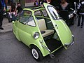 2014 Rolling Sculpture Car Show 40 (1956 BMW Isetta 300).jpg