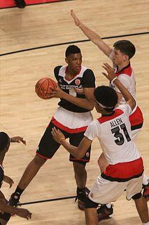 American professional basketball player