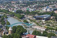 2016 Tbilisi, Widoki z Twierdzy Narikala (04).jpg