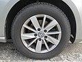 2017-09-07 (116) Continental ContiPremiumContact 3 195-65 R 15 91 H tire at Park and Ride Bahnhof Ybbs an der Donau.jpg