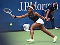 2017 US Open Tennis - Qualifying Rounds - Sachia Vickery (USA) def. Jamie Loeb (USA) (37010570981).jpg