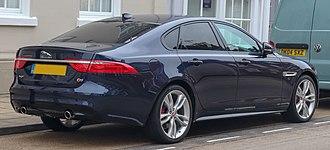 Jaguar XF (X260) - 2016 XF saloon