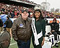 2018 Military Bowl - Larry Hogan and Nia Franklin.jpg