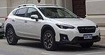 2018 Subaru XV (G5X) 2.0i-S wagon (2018-09-17) 01.jpg