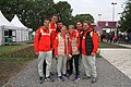2018 Summer Youth Olympics – Delegation of german volunteers.jpg