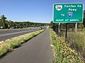 2019-08-12 09 13 04 View south along U.S. Route 1 (Richmond Highway) just north of Virginia State Route 286 (Fairfax County Parkway) in Fort Belvoir, Fairfax County, Virginia.jpg