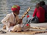 20191207 Street musician in Udaipur 1511 7249 01.jpg