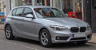 BMW 1 Series Motor vehicle