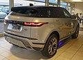 2019 Land Rover Range Rover Evoque D180 SE Rear.jpg