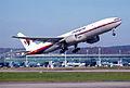 266al - Malaysia Airlines Boeing 777-2H6ER; 9M-MRB@ZRH;07.11.2003 (5404157221).jpg