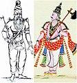 2 iconographic representations of Parasurama.jpg