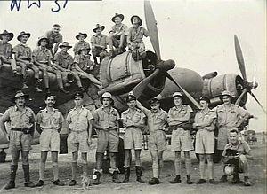 No. 31 Squadron RAAF - Image: 31 Sqn (NWA0030)