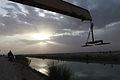 39 Armoured Engineer Squadron Build a Bridge Across the Nahr-e-Bughra Canal, Afghanistan MOD 45152962.jpg