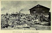 39th Brigade after evacuation at Enzeli