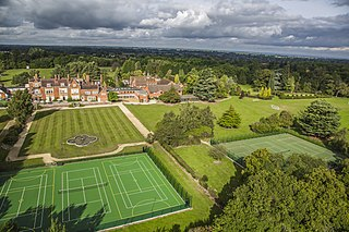 Sherfield School Independent day & boarding school in Hampshire, England