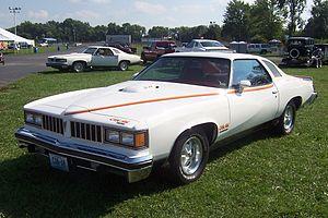 Pontiac Can Am - Image: 3 Can Ams at Norwalk 30th Anniv