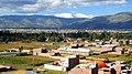 3 Imagen Panomarica del Distrito de Huamancaca Chico, El Tambo de fondo.jpg