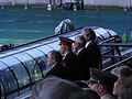 4-daagse Nijmegen 2011 Vlaggenparade 18, burgemeester en notabelen.JPG