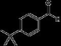 4-tert-butylbenzaldehyde structuur.png