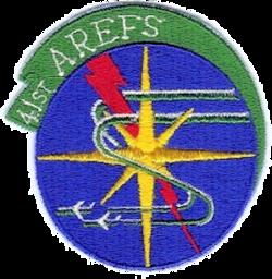 41st Air Refueling Squadron - SAC - Emblem.png