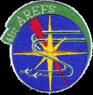 41st Air Refueling Squadron - Image: 41st Air Refueling Squadron SAC Emblem