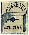 46L1 1857 Clark & Co., NY 1c - forgery C.jpg