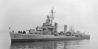 USS <i>Mervine</i> (DD-489)