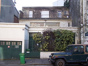 Caché (film) - House at 49 rue Brillat-Savarin, Paris, where the Laurent family lives