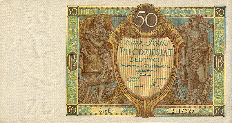 Old Polish money banknotes - what's their value today? - page 5