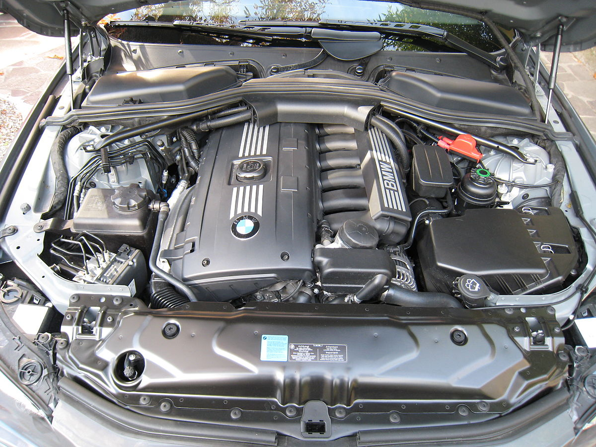 bmw n53 – wikipedia bmw e60 engine diagram