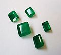 5 Emeralds from Colombia.JPG