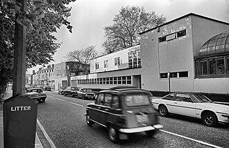 Cohen House, London - Cohen House
