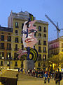 79 Cap de Barcelona, de Roy Lichtenstein.jpg