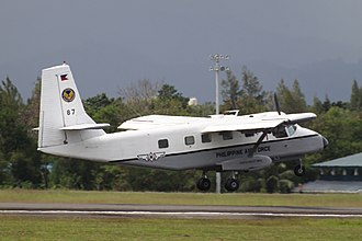STOL - GAF Nomad of the Philippine Air Force