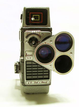 Gaumont-British - Image: 8mm Bell