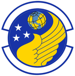910 Mission Support Squadron (later 910 Force Support Sq emblem.png