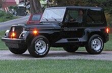 Jeep Wrangler Renegade >> Jeep Wrangler Yj Wikipedia