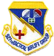 927th Tactical Airlift Group - Emblem