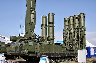 S-300VM missile system Mobile surface-to-air missile/anti-ballistic missile system