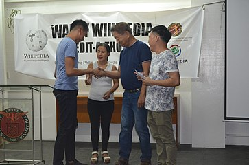 9th Waray Wikipedia Edit-a-thon 31.JPG