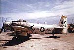 A-1J Skyraider of VA-165 in 1966.jpg
