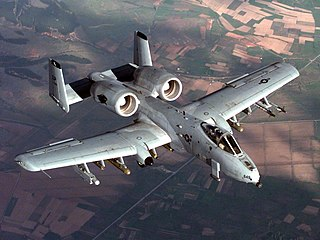 Attack aircraft Tactical military aircraft that have a primary role of attacking targets on the ground or sea