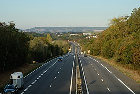 Image illustrative de l'article Autoroute A33 (France)
