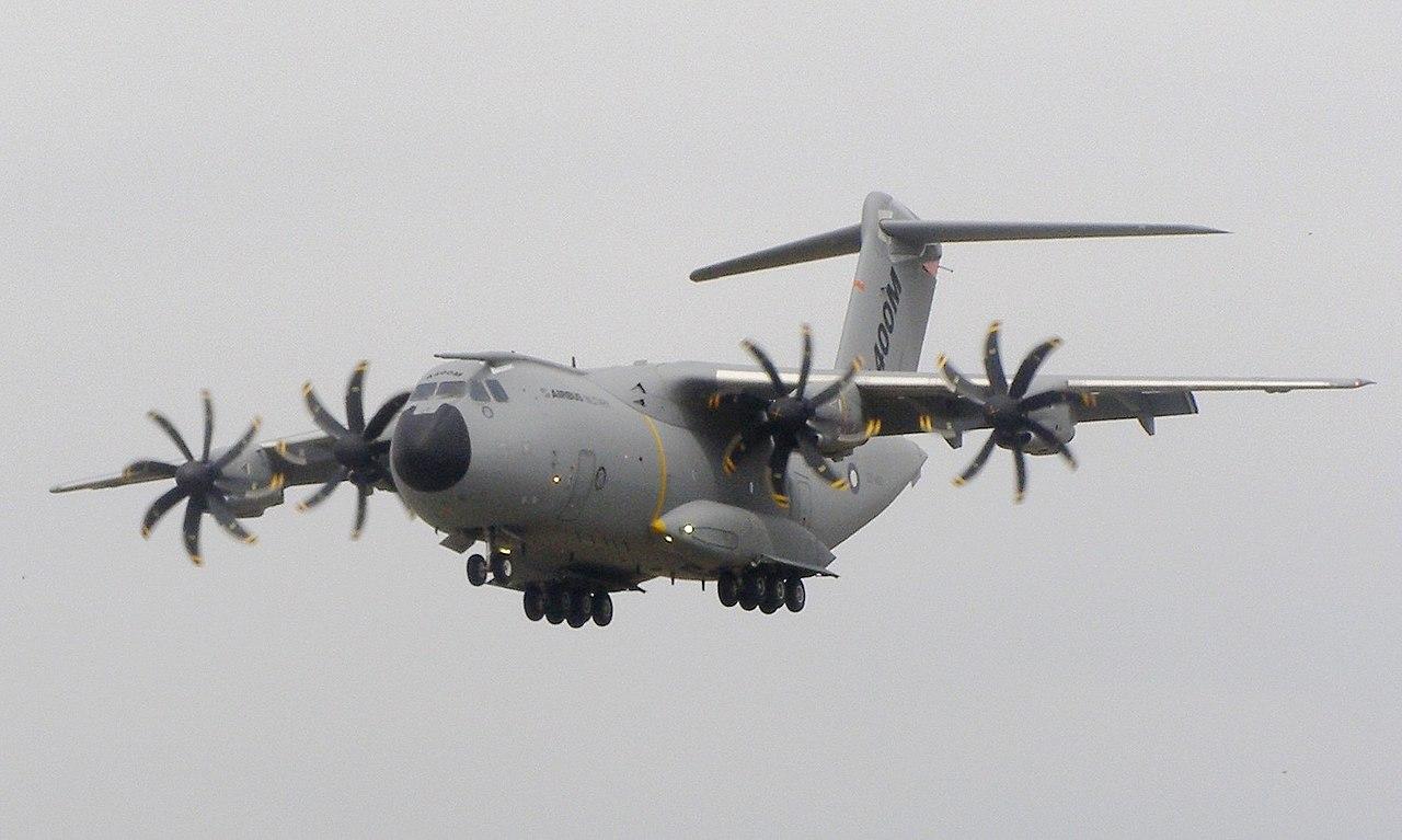 При испытаниях в Испании разбился военный Airbus 400M - Цензор.НЕТ 1803