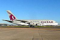 A7-APC - A388 - Qatar Airways
