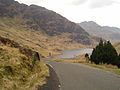 A82 , Tra Bridge of Orchy e Glencoe - panoramio.jpg