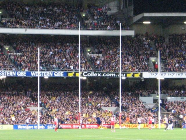 AFL-Goalposts