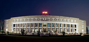 Armed Forces Medical College (India) - AFMC main building