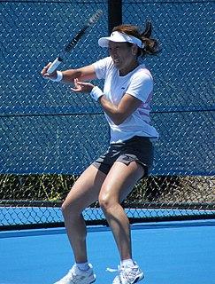 Ai Sugiyama Japanese tennis player